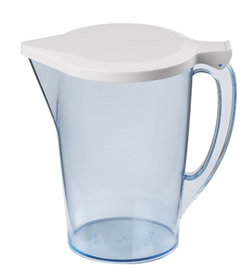 1255008 Serving Jug with White Lid