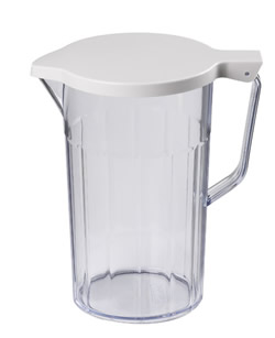 1517008 Serving Jug with White Lid