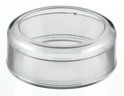 6012008/63 Display Box Round WITH LID